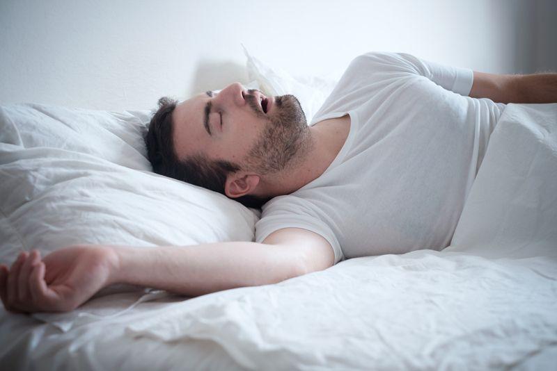 sleep marfan syndrome
