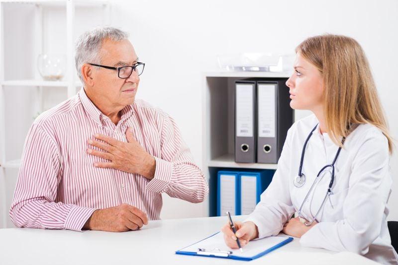 hypertension sensations