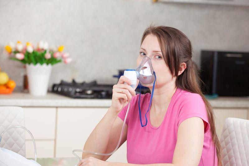 complications COPD