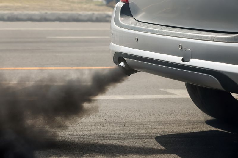 pollution COPD