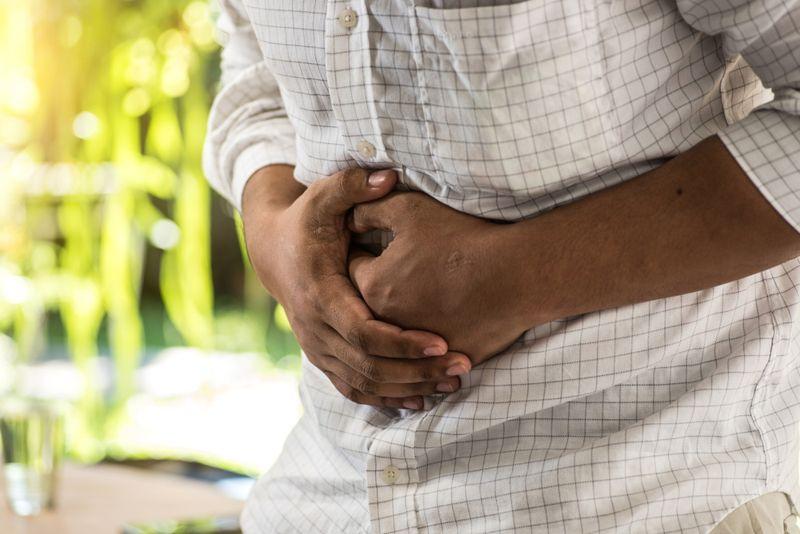 abdominal Non-Hodgkin lymphoma