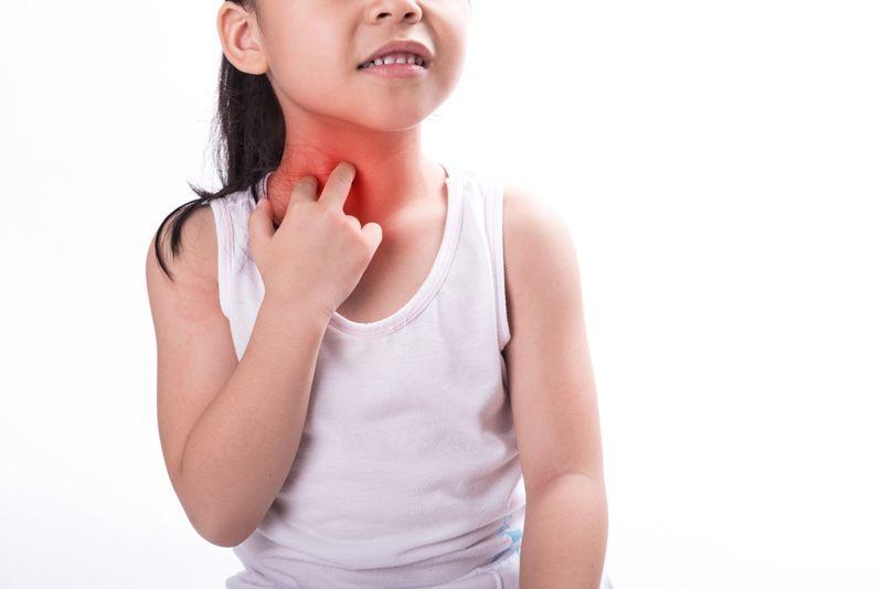 rash symptoms of fifth disease