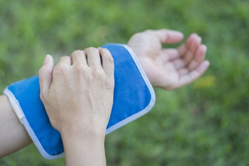 compress for osteoarthritis