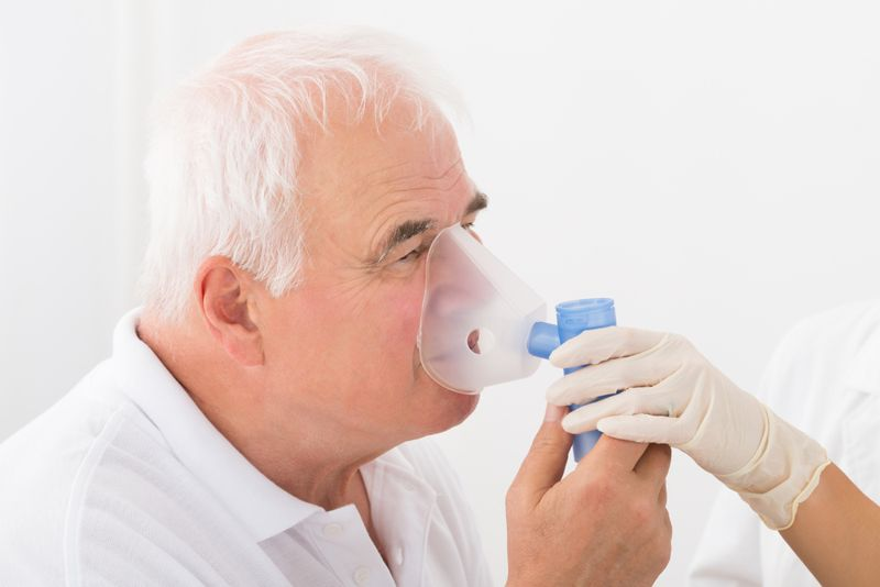 10 Signs of COPD
