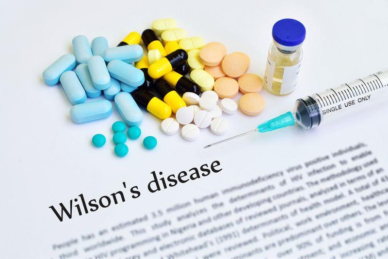 10 Symptoms of Wilson's Disease