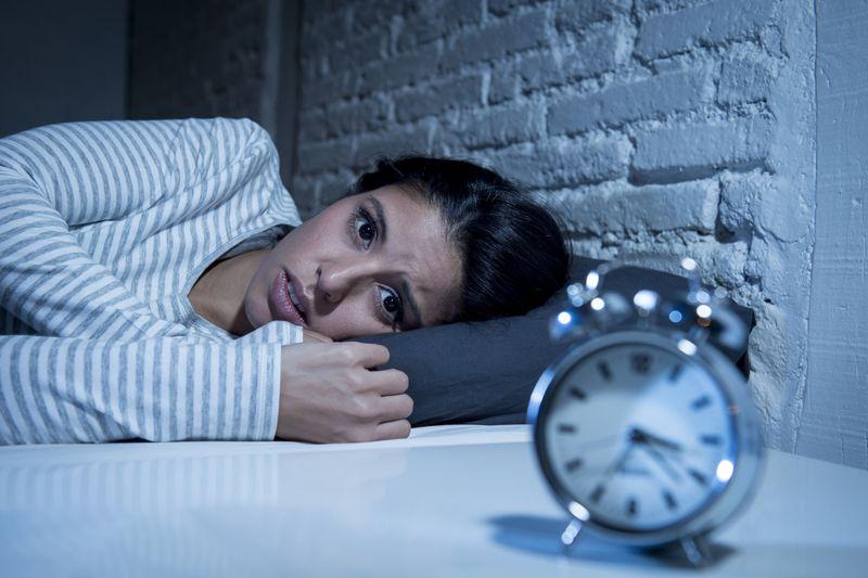 insomnia and schizophrenia