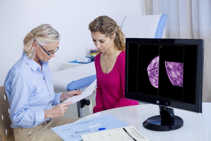tumor breast cancer