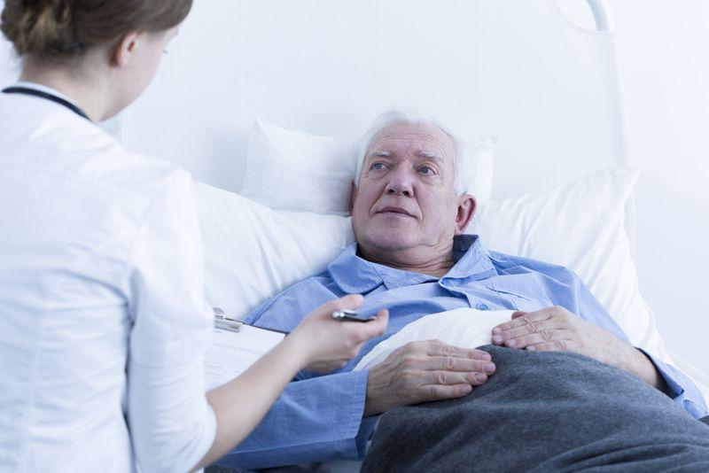 Testicular Cancer treating