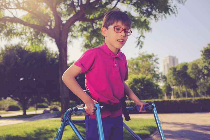 movements Angelman Syndrome