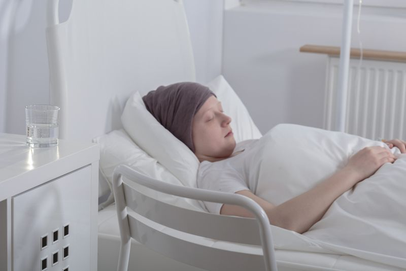 pale skin Acute Myeloid Leukemia