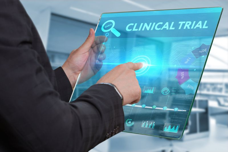 trials ovarian cancer