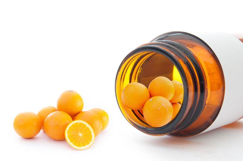 Gallstones vitamin c
