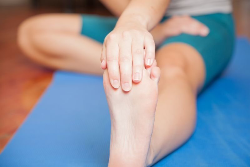 foot pain Heel spurs