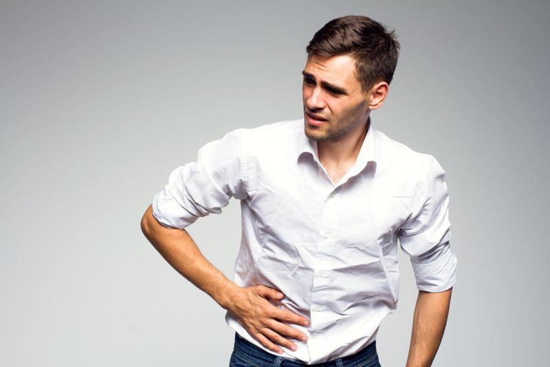 discomfort groin pull