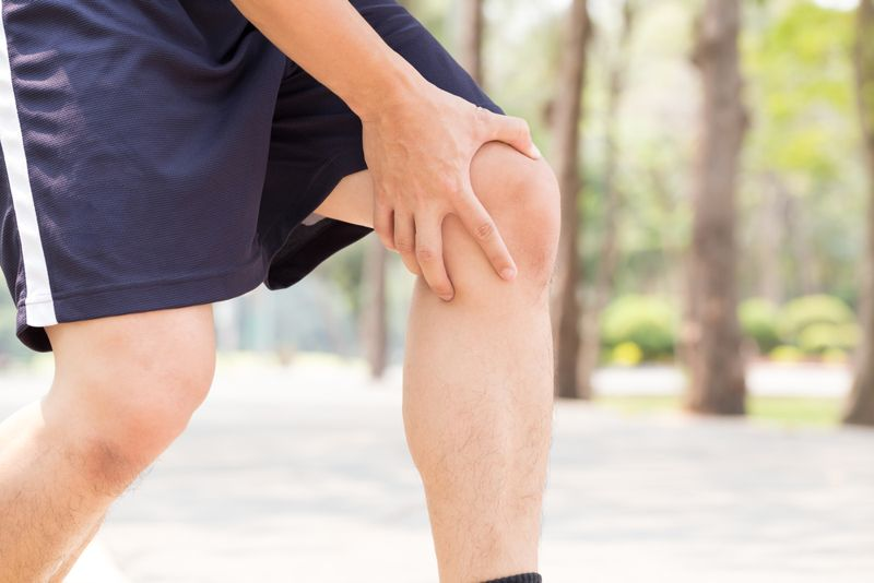 bearing wight ACL tear