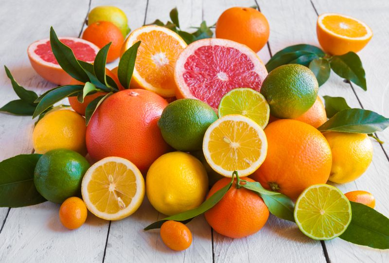 citrus heartburn trigger foods