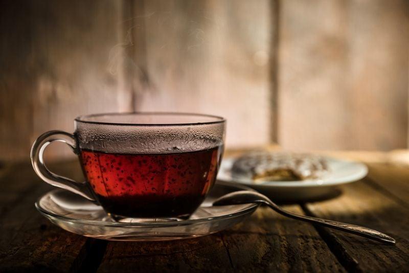 black tea Home Remedies for Sunburn