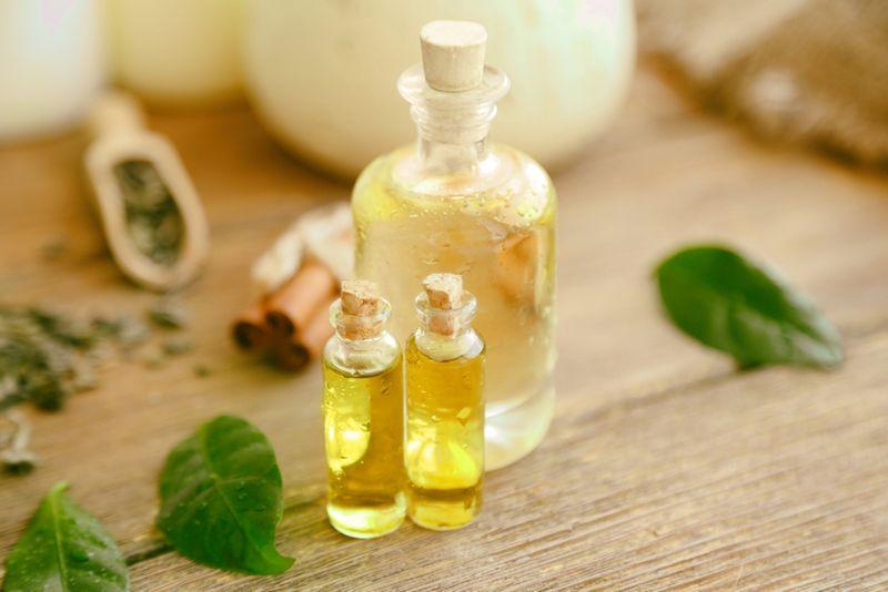 tea tree oil dandruff