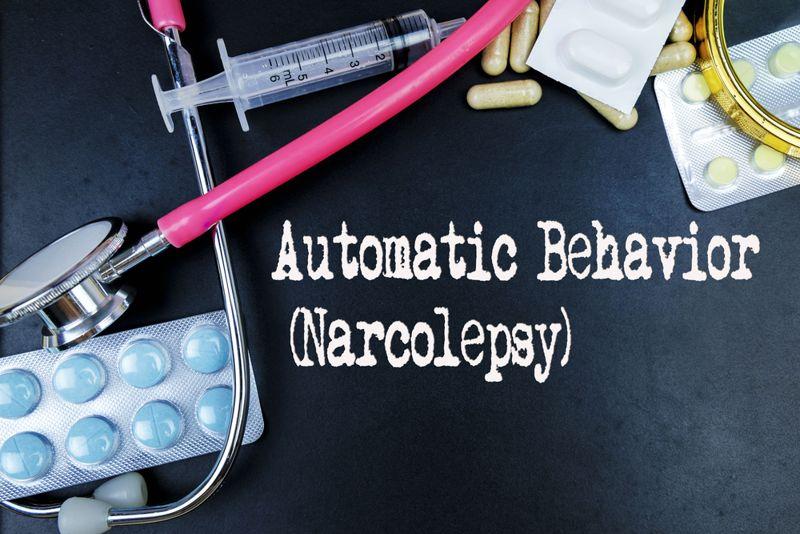 behavior symptoms of narcolepsy