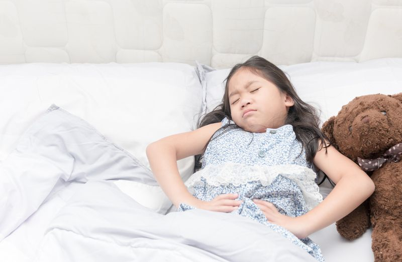 pain symptoms of rotavirus