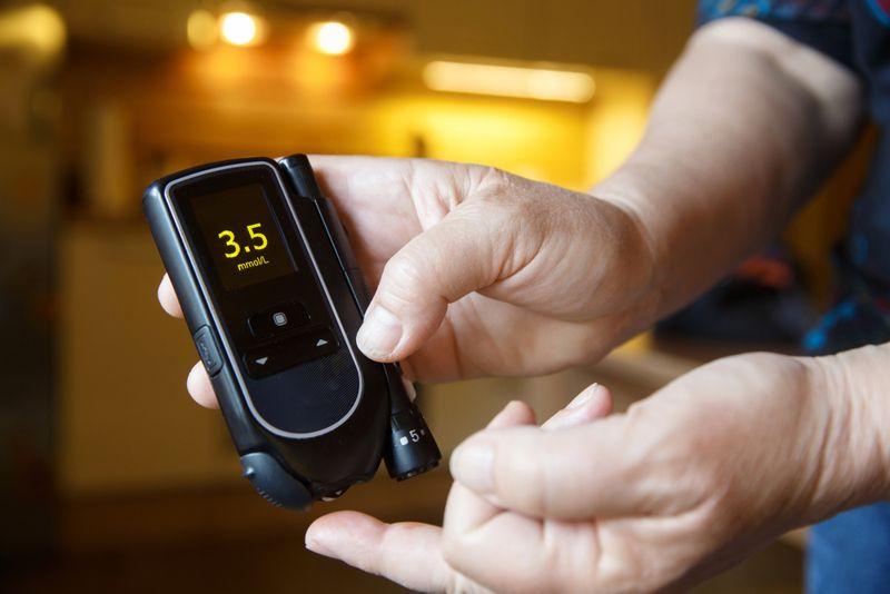 blood sugar addison's disease