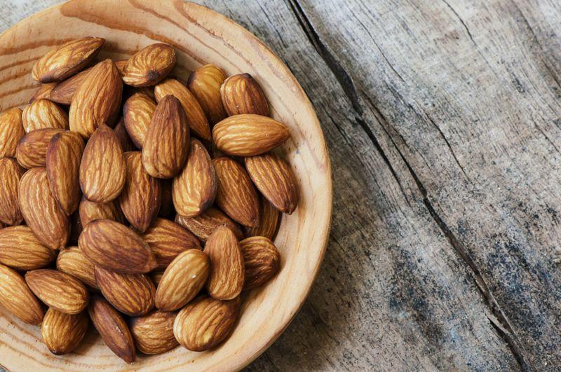 almonds vertigo
