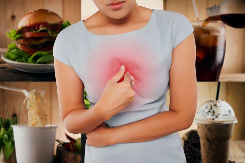 10 Heartburn Trigger Foods