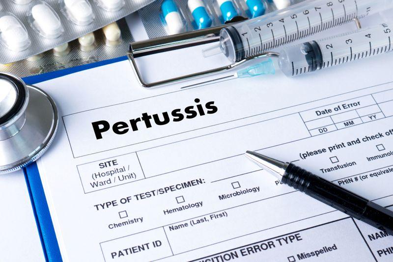 10 Symptoms of Pertussis