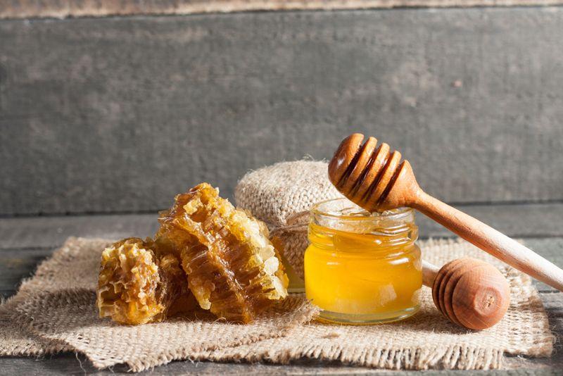 honey foods for healthy skin