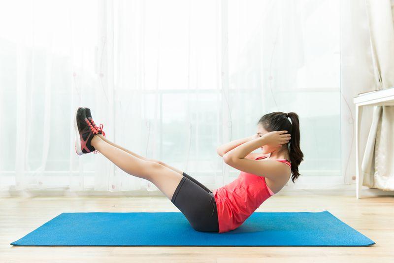 training weight loss