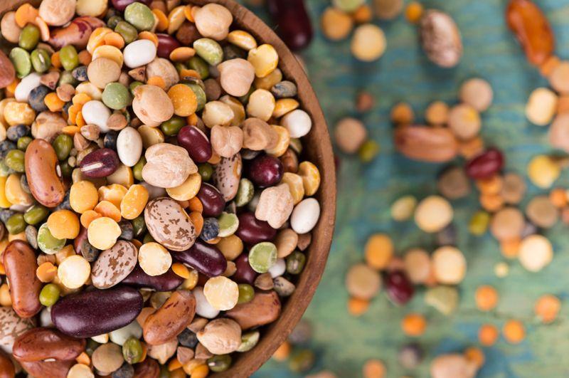 legumes foods to improve pregnancy