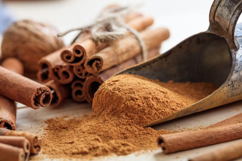cinnamon home remedies for gas pains