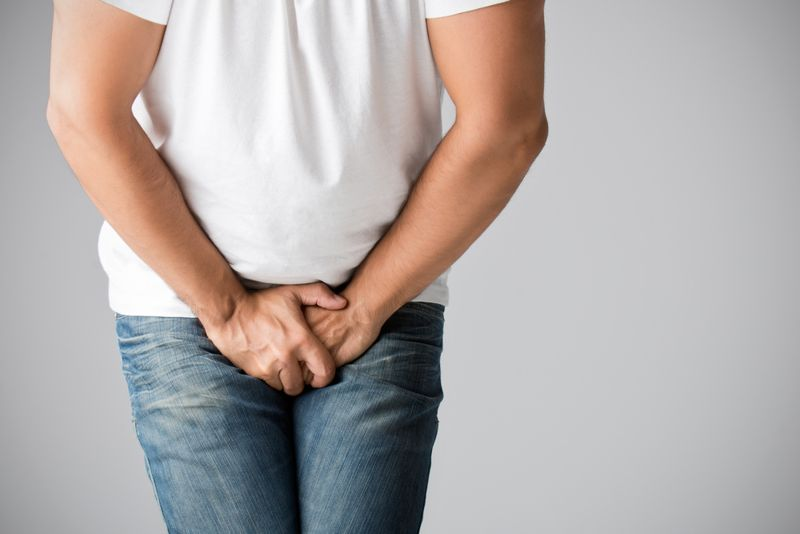 Sports hernia pains