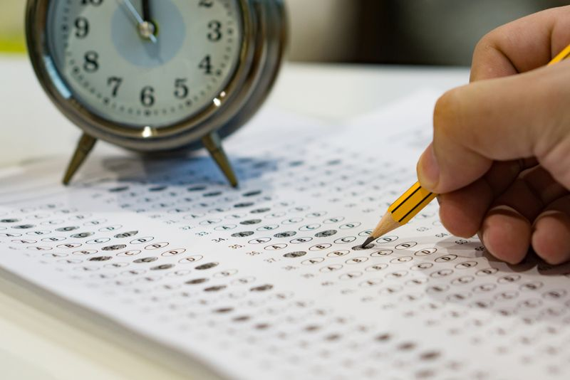 standardized testing Attention Deficit Disorder