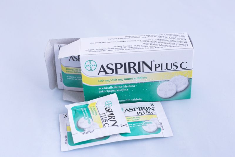 aspirin Mosquito Bites