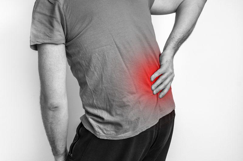 hip pain flexor strain