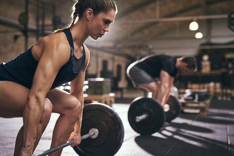 bench press weight loss