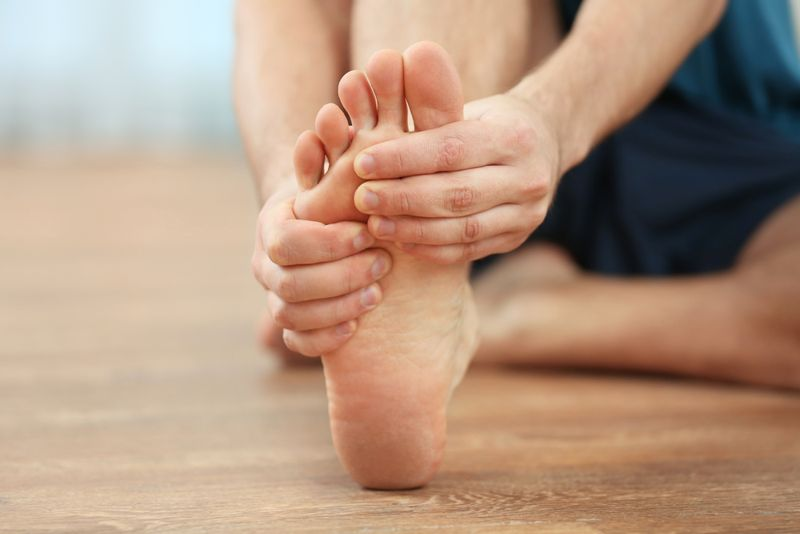 do i have turf toe