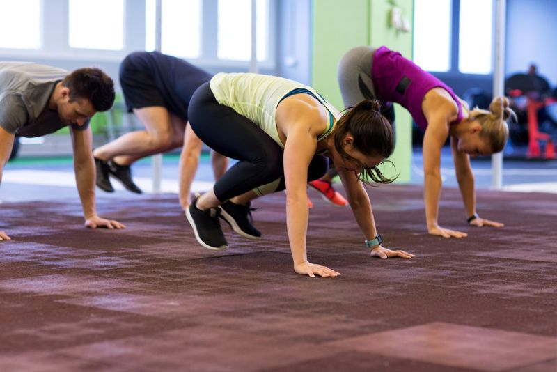 burpees weight loss