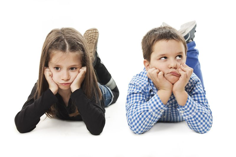 siblings Attention Deficit Disorder