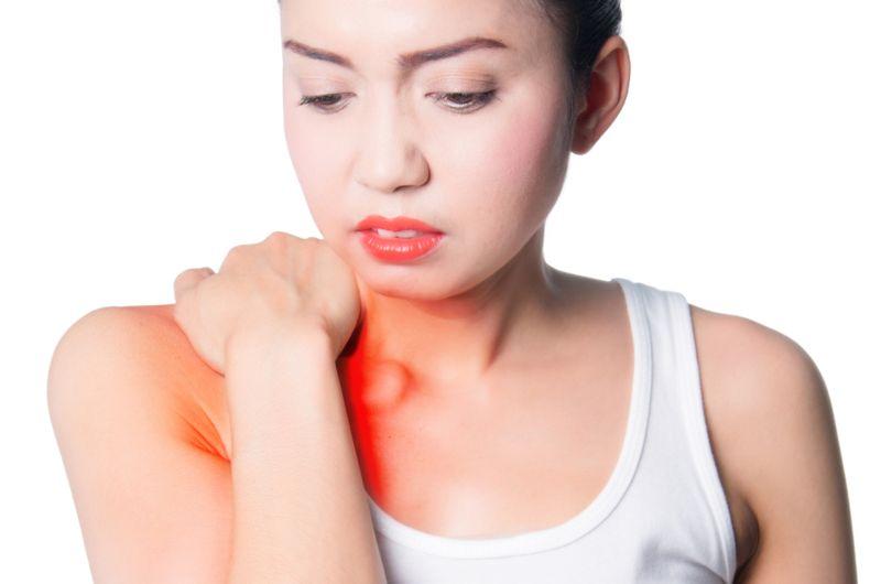 pain rubella virus