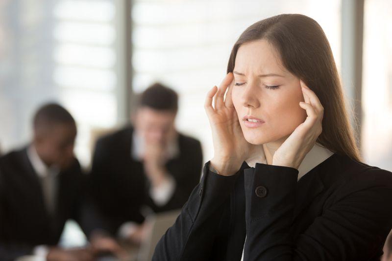 dizzy symptoms of whiplash