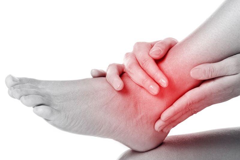 pain achilles tendon injury