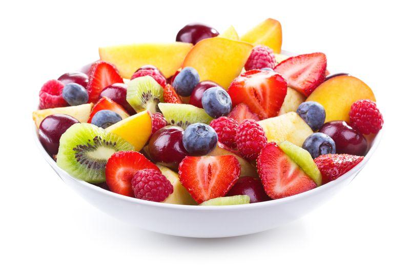 fruits dinner ideas