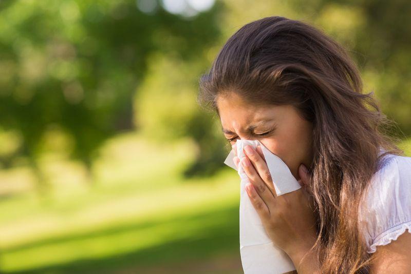 garlic allergies