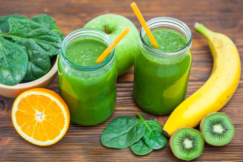 smoothies healthy snacks for adults
