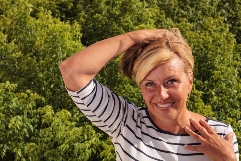 warmth Symptoms of Hot Flashes