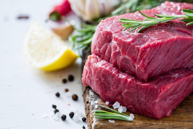 meats low sodium