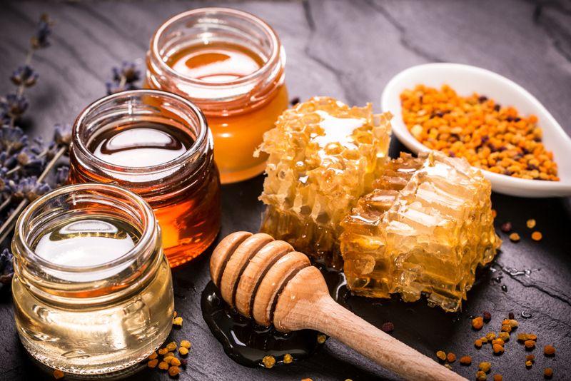 blood benefits of honey