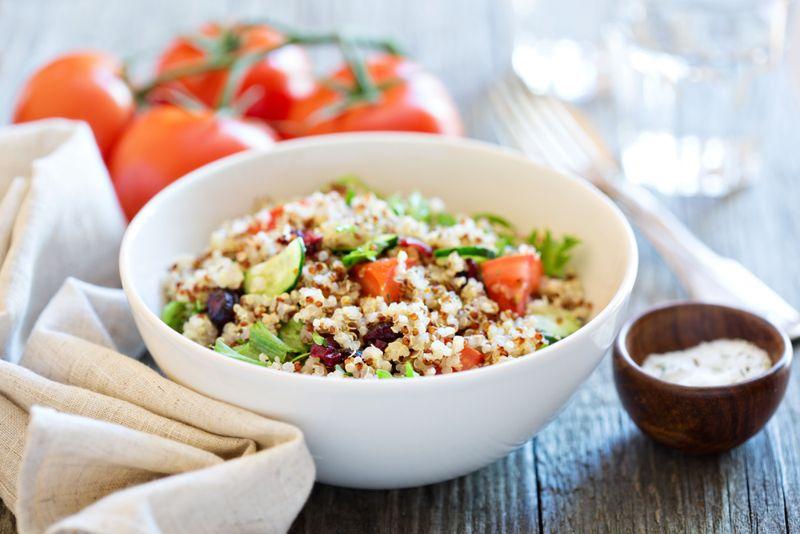 quinoa dinner